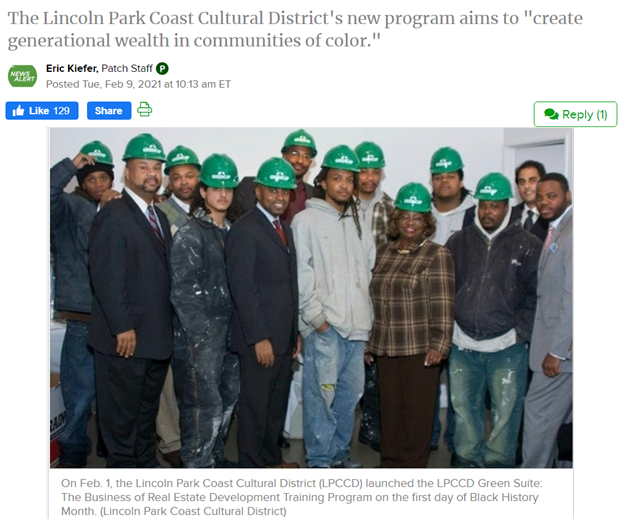 Newark Nonprofit Launches 'Business of Real Estate' Training powered by SDC!